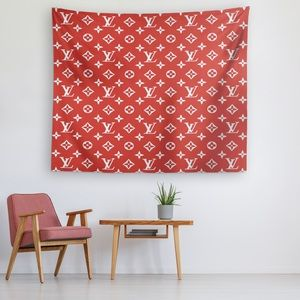 Red - Tapestry